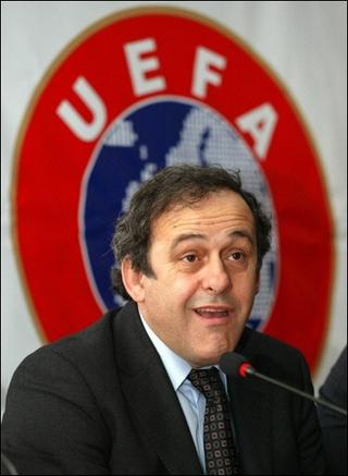 FØLGER FRANSKE FOTSPOR: Platini preger internasjonal idrett, som mange franskmenn før ham.